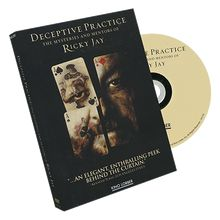 Deceptive Practice: The Mysteries and Mentors of Ricky Jay - DVD