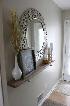 Every small spaces can be a great space. The unic think that you need is the right ideas for decorate! #smallspacesideas #decorforsmallspaces #interiordesign #homeinspiration #homedecorideas
