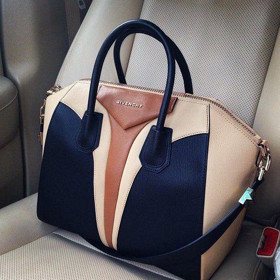 Antigona Triangle Panel Bag | Givenchy