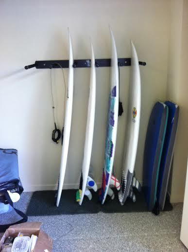 Vertical Surfboard Wall Racks Home Storage T Rax