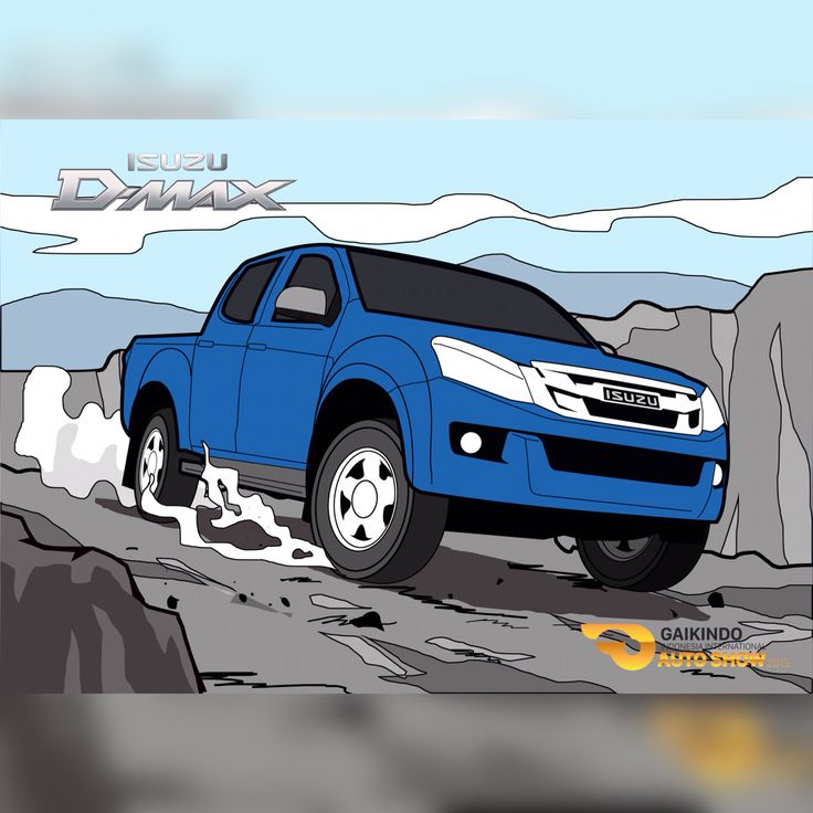 #Isuzu D-Max: The Working Partner    #GAIKINDO #AutoShow #GIIAS2015 #ICE_BSDCITY #meme #theartofautomotive