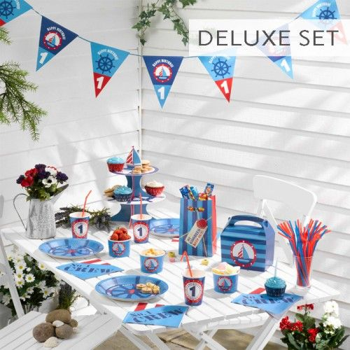 Ahoy There Deluxe Set