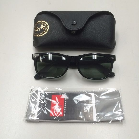 Glasses Frames Too Small : Ray Ban sunglasses -wayfarer 54mm Perfect condition, brand ...