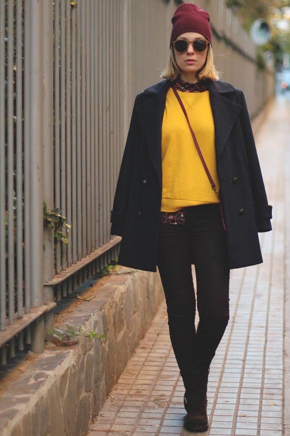 17 Beanie Outfit Ideas