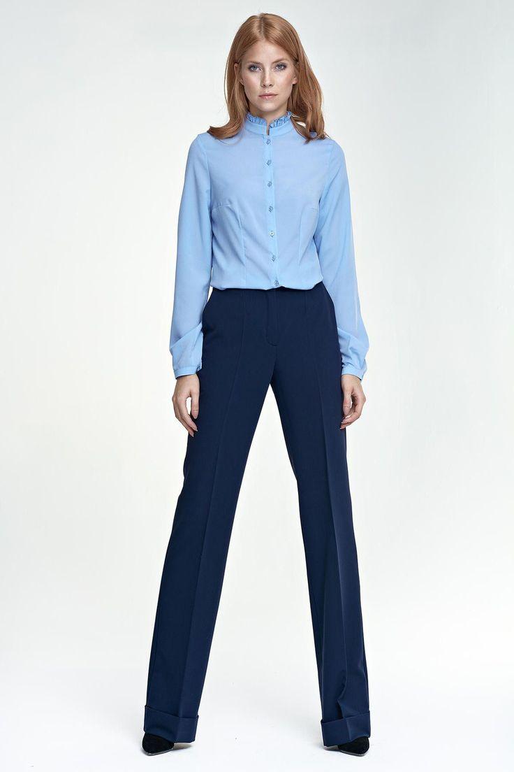 Navy Blue Nife Pants&Leggings