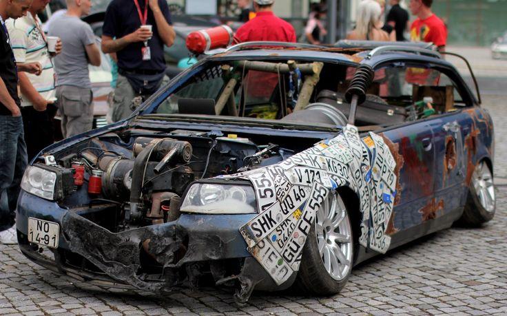 Audi A4 Rat Look