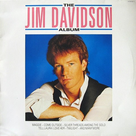 Jim Davidson - The Jim Davidson Album. Verdict: Shorter than the numerous Jim Davidson Wedding Albums
