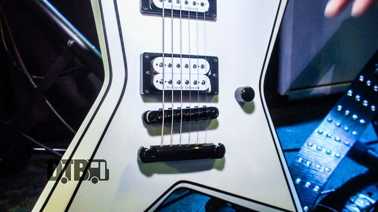 """On this episode of DTB's """"Gear Masters"""", the metal guitarist, Gus G (of Ozzy Osbourne & Firewind), shows off the gear that he used onstage."""
