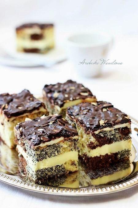 "Ciasto ""Popapraniec"" | Arabeska"