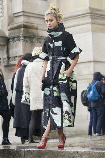 Street Style Paris Fashion Week Fall 2016