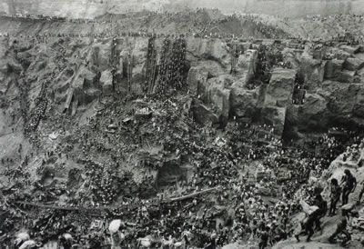 Selgado Serra Pelada's photo of mining in Brazil