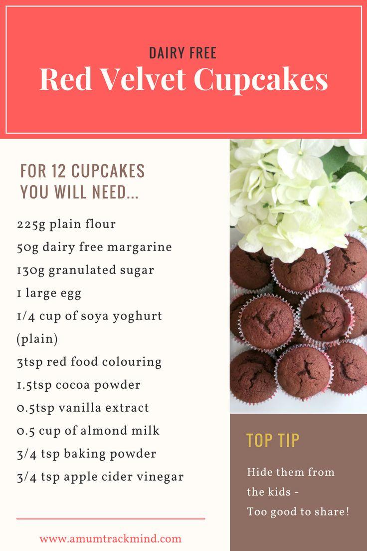 how to make red velvet cupcakes for beginners