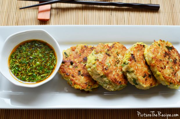 Spicy Tuna Fish-Cakes These fishcakes are super easy to make, healthy, gluten-free and very inexpensive using simple pantry items