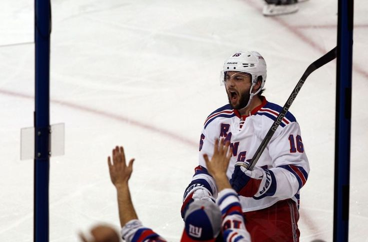 Derick Brassard's Career Game Forces Game Seven For New York Rangers