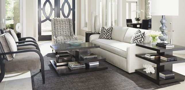 Carrera Contemporary Seating And Occasional Tables. Lexington Home Brands  @lexhomebrands | Get The Latest