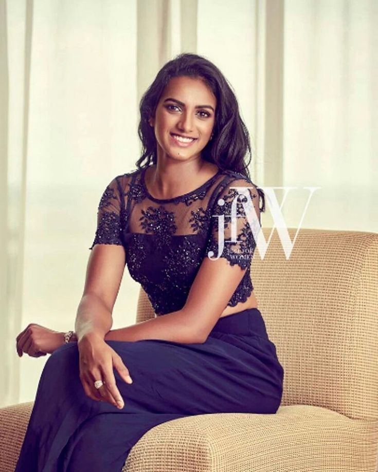 "66.1k Likes, 448 Comments - sindhu pv (@pvsindhu1) on Instagram: ""Happy morning❤️❤️ #throwback#shoot#jfw#saturday#loveit#"""