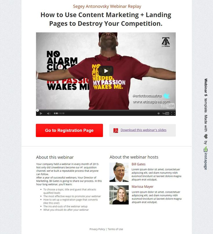 17 best eBook Landing Pages images on Pinterest Landing page - lpo template word