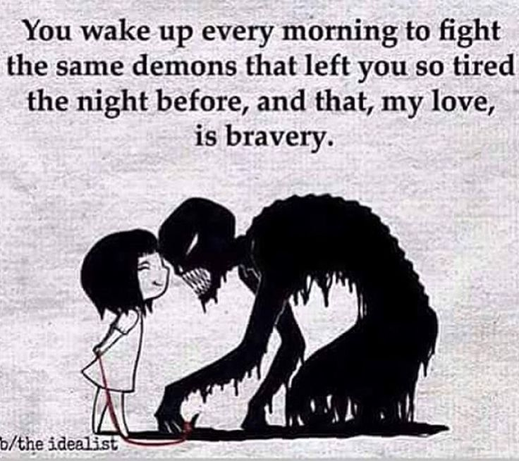 That, my love, is bravery.