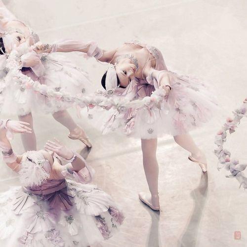 The Mikhailovsky Ballet in Le Corsaire. Photo (c) Nikolay Krusser.