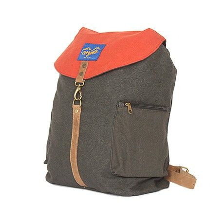 Scout Rucksack - Grey by Coyote | MONOQI