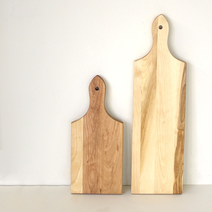 maple cutting boards