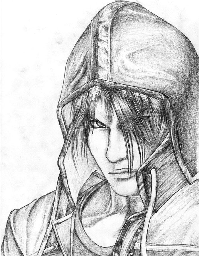 Tekken 4: Jin Kazama by TeraMaster.deviantart.com on @DeviantArt