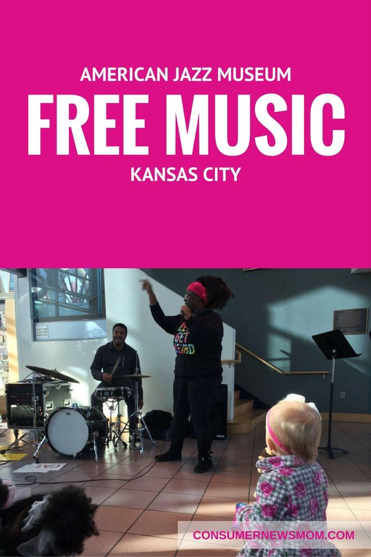 American Jazz Museum | music | play | free | Kansas City | Missouri | Kansas | dance | jazz | kid activities.