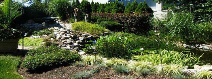Landscape Services - Providing a One-stop Landscape Solution