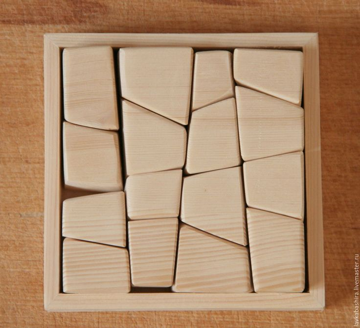 Купить Куби-иши кубики головоломка 2 - кубики, кубики деревянные, авторские кубики