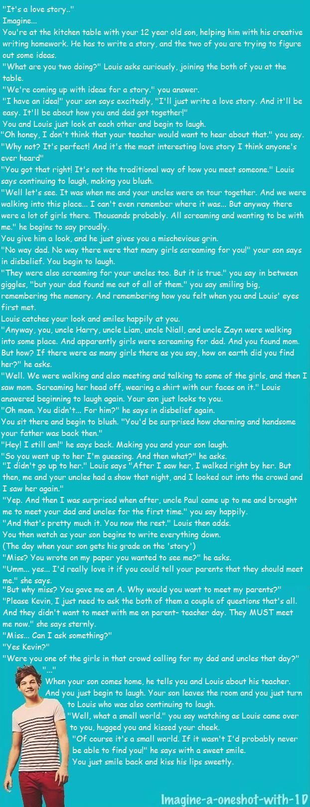 omg i loved this story… i love how the sons name is kevin … this is going to  be my life soon :)