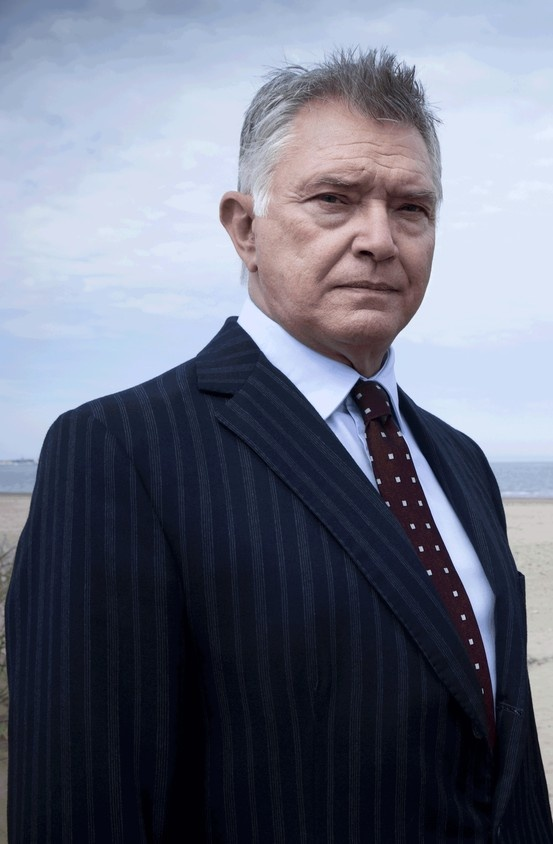 an elegant man - beaten and wise!  Detective Of The Day - Inspector George Gently played by Martin Shaw