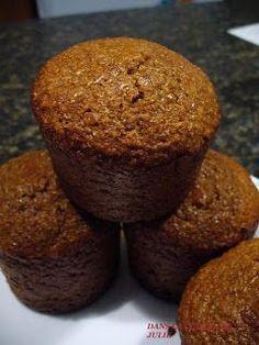 Muffins au son Une recette de muffin, très santé et pouvant être modifié à l'infini, en ajoutant soit des raisins secs, des canneberges s...