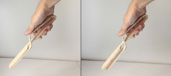 Kitchen Tweezers by CARRASCOBARCELÓ design studio