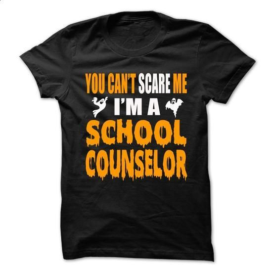 Halloween Tshirt For School Counselor - #long sleeve shirts #cool shirt. GET…
