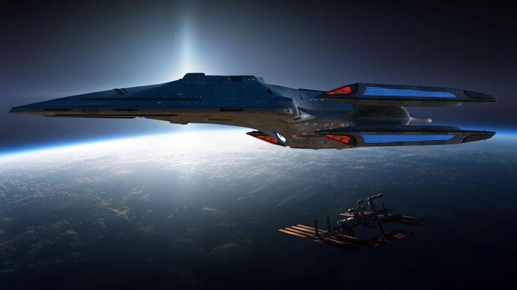 Starfleet ships • Posts Tagged 'Prometheus'