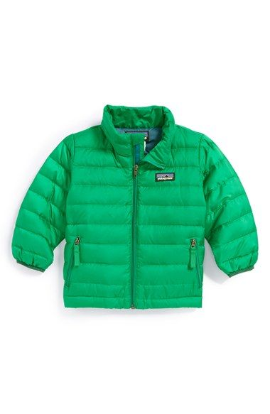 Patagonia Down Sweater Jacket (Baby Boys) | Nordstrom