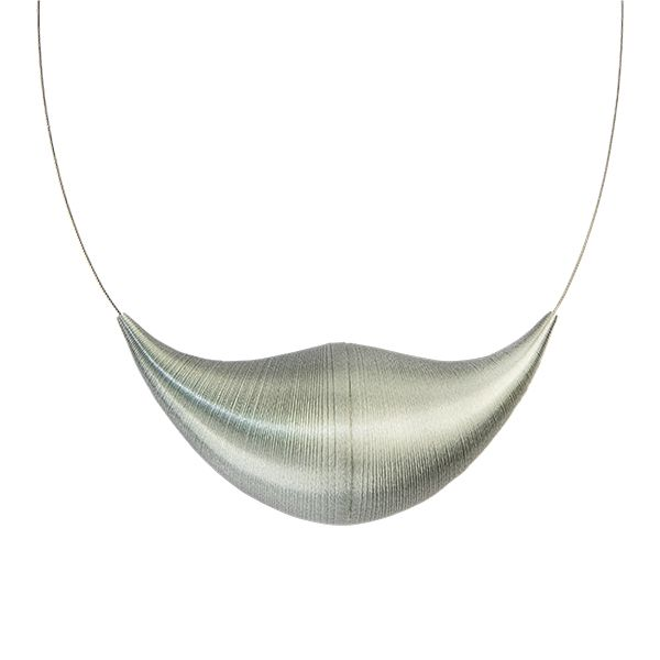 Necklace by Lucie Houdková in Debut Gallery