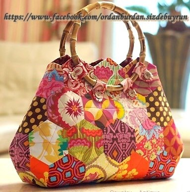 Hexie bag (only photo)