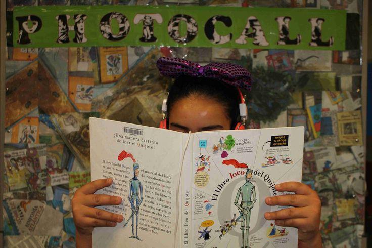 El libro loco del Quijote.