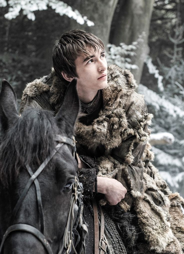 Bran Stark S06: Wow, Bran has really aged
