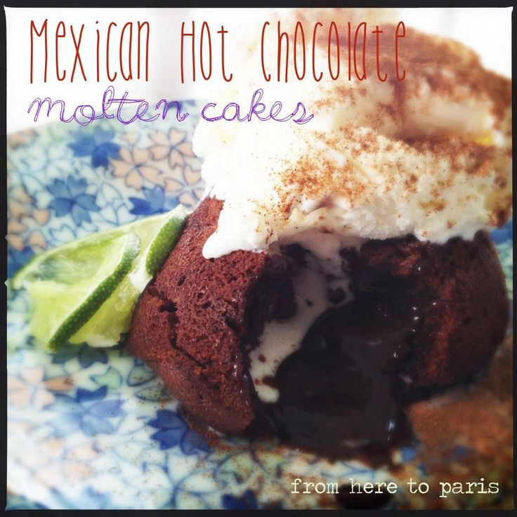 Cake Mexican Chocolate