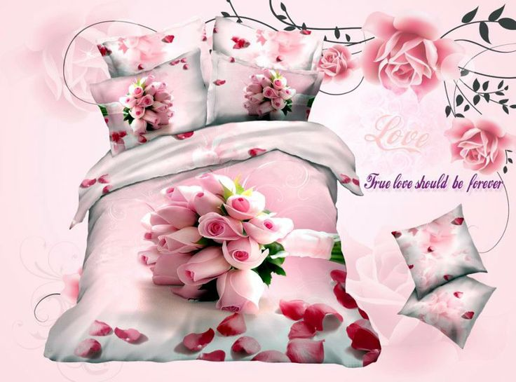 Estilo lençol fronha 4pc cama cobrir conjunto 3d reactiva conjuntos de cama queen e king size impressão conjuntos de cama de t...