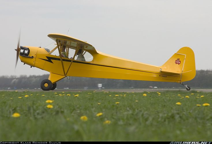 I want to fly a Cub someday :) J3 Cub