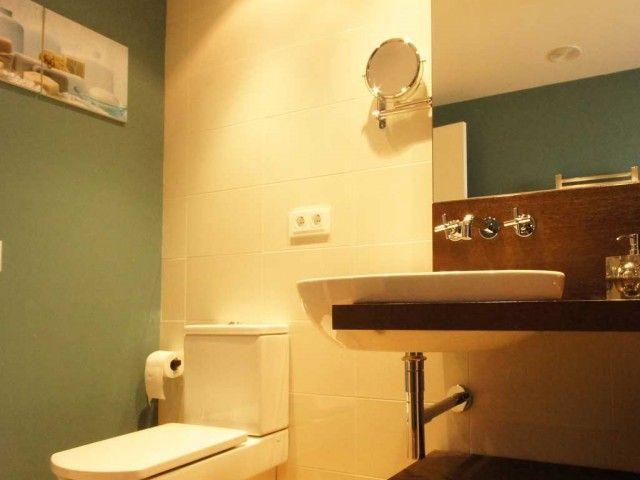 Baño moderno. Decoración Alado