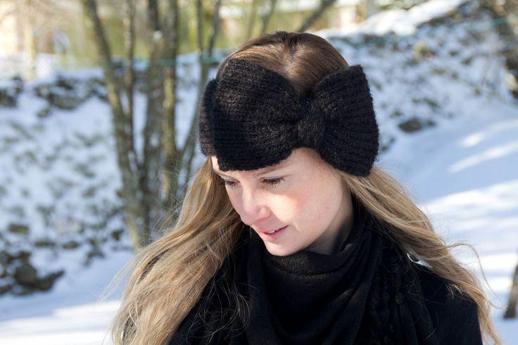 Pour réchauffer les oreilles sans mettre de bonnet, j'ai nommé le bandeau ! Forcément, je ne parle pas de ceux en laine polaire que l'on ...