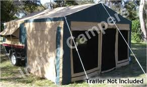 Indigo campers offer a wide range of camper trailer tents, camping tents for sale at affordable price. We are the Australian seller of camper's trailers and camping tents with many years of camping experience