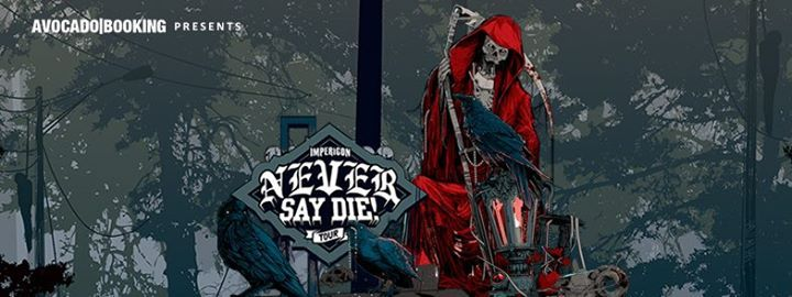 Impericon Never Say Die! #Tour 2016 - #Luxembourg             24. November 2016 - 17:00  / den Atelier54, rue de Hollerich - 1740 #Luxembourg #Luxembourg  Whitechapel / Thy Art Is Murder / Carnifex / Obey The Brave / Fallujah / Make Them Suffer / Polar  ► TICKETS:————————————————————/#Tickets and bundles are on sale from Thursday, 09.06.16 on Impericon.com. Get your hardticket