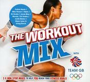The Workout Mix with Team GB [CD]