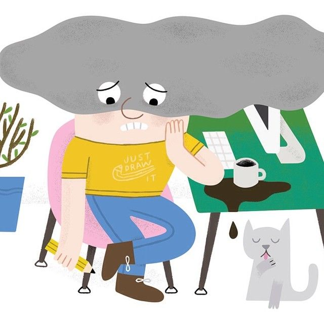 Dazed & Confused: 13 Exercises to Clear the Confusion Surrounding What You Want out of Your Illustration Career. Read it on my blog.