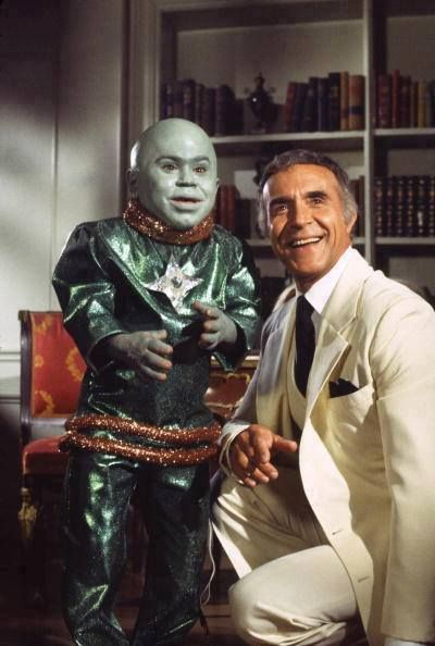 Fantasy Island-Can't say I remember this episode though!